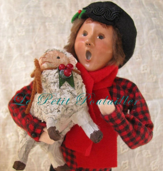 Byers Choice Carolers: 28 Best Byers Choice Images On Pinterest