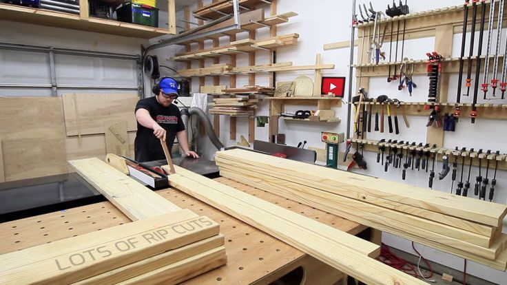 la lavorazione del legno banco di lavoro (2)