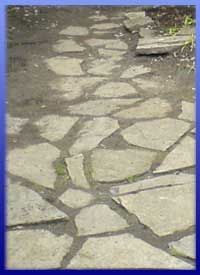 """Discover Tips & Techniques On How To Lay Flagstone Just Like A Professional."""