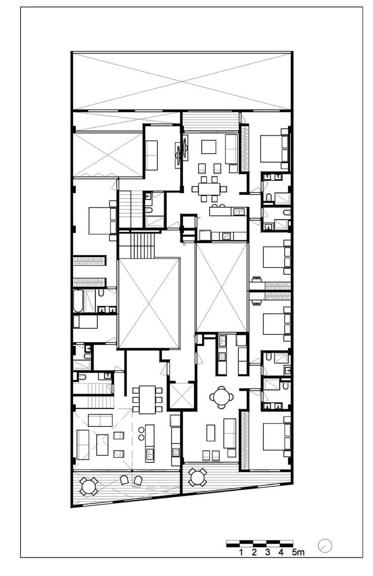 102 best representation architectural monge images on pinterest galeria de amsterdam 289 jsa 17 social housingarchitectural drawingscrosswordfloor