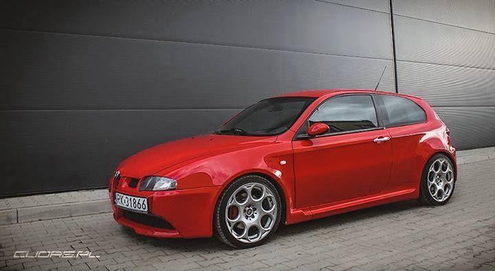 Alfa Romeo 147 gta,