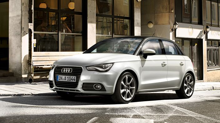 The new A1 Sportback.
