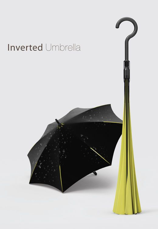 Inverted Umbrella | Umbrella | Beitragsdetails | iF ONLINE EXHIBITION