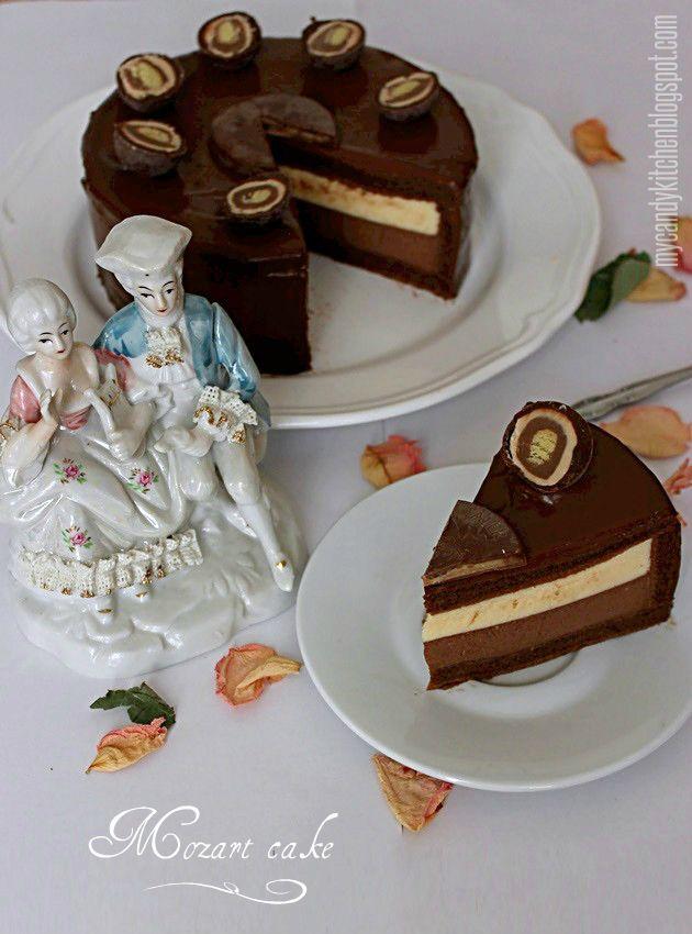 Inspiration of Life: Торта Моцарт, градините на Мирабел и аз