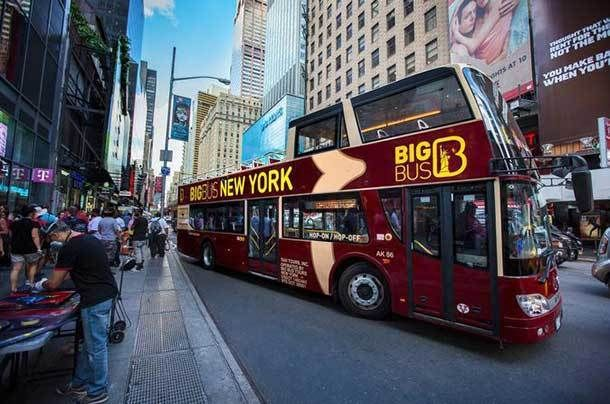 The 7 Best Nyc Bus Tours Letting You See More Of The Big Apple New York Tours New York City Tours New York Attractions