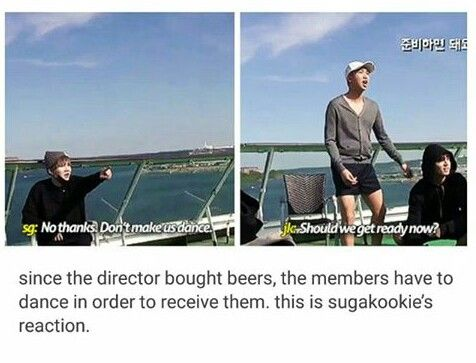 Jungkook you shouldnt be drinking