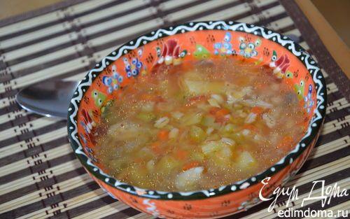 Рассольник в мультиварке | Кулинарные рецепты от «Едим дома!»