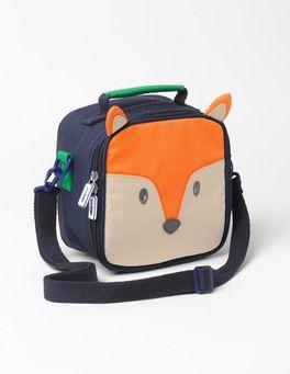 Orange Fox Lunch Bag Boden