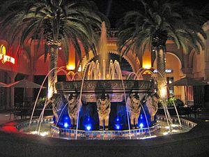 Irvine Spectrum Center, Irvine California