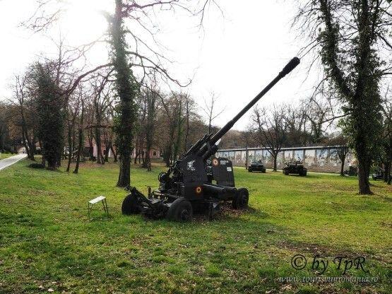 Muzeu in aer liber Arsenal Park