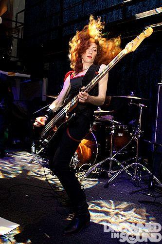 Melissa Auf Der Maur @ Jazz Cafe, London - by Burak Cingi<---And another.  She deserves it.