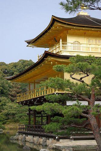 The Golden Pavilion, Kinkaku-ji, Japan