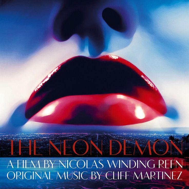 Cliff Martinez The Neon Demon: Original Motion Picture Soundtrack on Colored 180g 2LP + Download