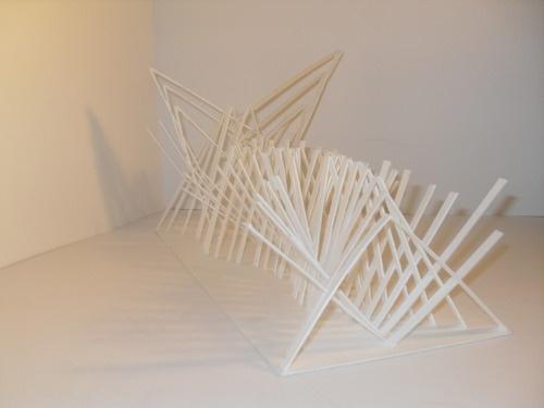 Concept 3D Model Architectural