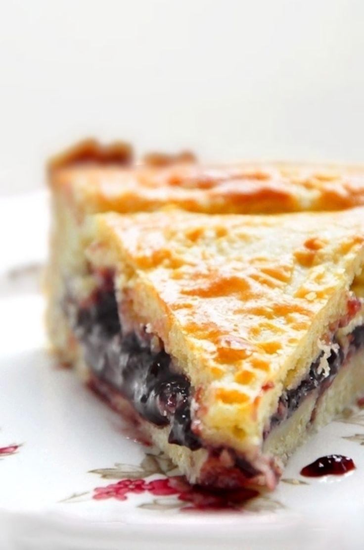 Le gâteau Basque de ma grand-mère