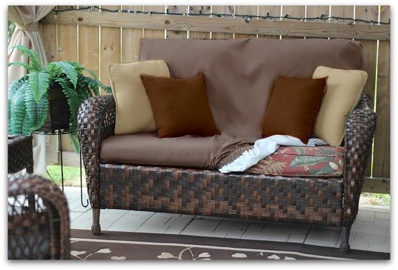 WHAT IF? What if your outdoor furniture covers could do both, protect and refashion your patio furniture?  CoverLOUNGIES  The Cover That's More Than Just A Cover!  www.coverloungies.com
