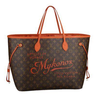 Neverfull GM Mykonos [M40890] - $209.99 : Louis Vuitton Handbags,Louis Vuitton Bags,Cheap Louis Vuitton