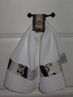 Hanging Towel Holder