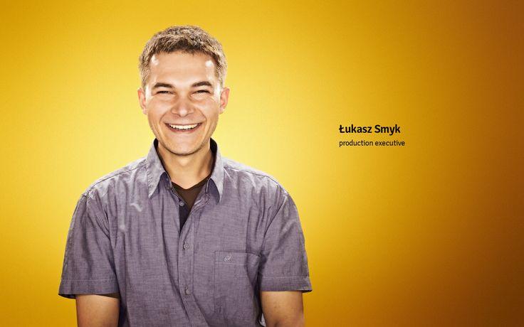 Łukasz Smyk production executive