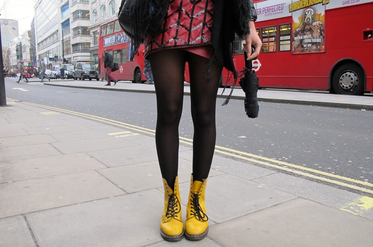 Grey, Tights and Trends on Pinterest