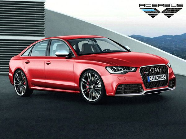 Audi RS6 Baby!