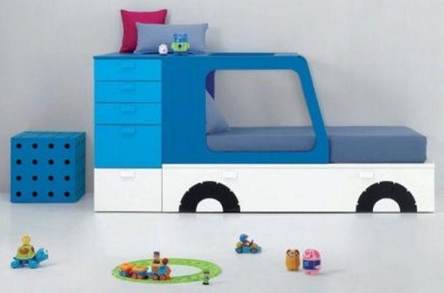 Ideas de decoración de habitaciones para niños entre 2 y 5 años 5