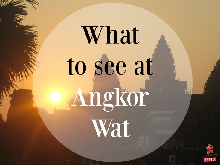 Visiting Angkor Wat? We've got the inside scoop from our customers!