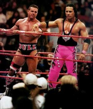 Bret Hart & Davey Boy Smith