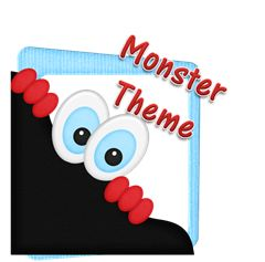Monster Sayings for the classroom