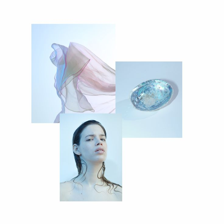 Jellyfish   _____________ Styling & Art direction: Anna Görgey Photography: Judit Dombóvári MUA: Kinga Demény Modell : Krystina Heimutowska @ FACE