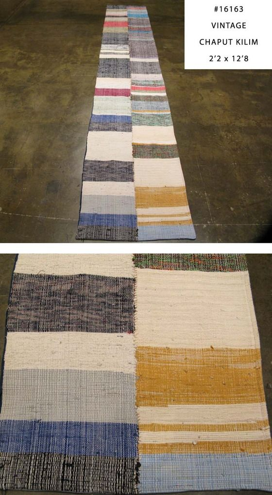 Vintage Chaput Kilim, Number Offered By Woven Accents, Is Part Of The  Vintage Kilim Collection.