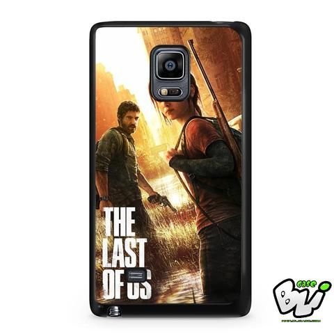 The Last Of Us Samsung Galaxy Note Edge Case