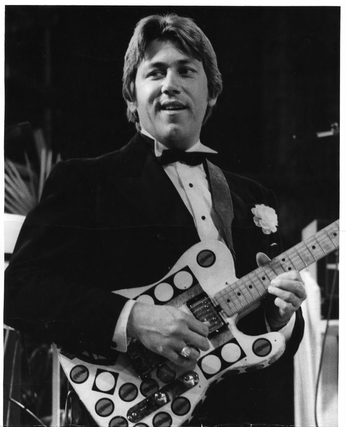 Terry Kath - the late great original guitarist for the band Chicago