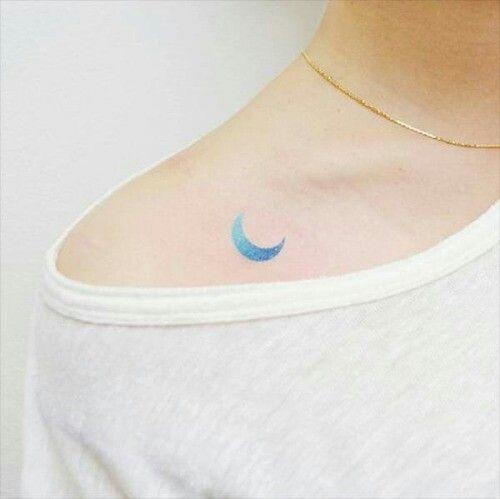 Ich liebe diesen kleinen Mond !!! (Rua)