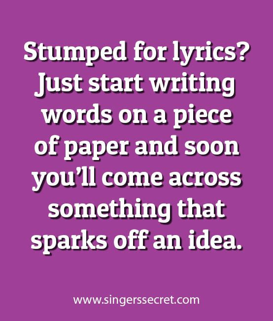 25 Best Ideas About Writing Songs On Pinterest Writing Lyrics The Song And A Song
