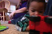 When babies and toddlers play with a tablet or other noisy device, they often play alone, which can be detrimental to their development, according to an assistant professor and extension early child development specialist. Research has shown that children need meaningful interaction with adults to reach their full social potential.