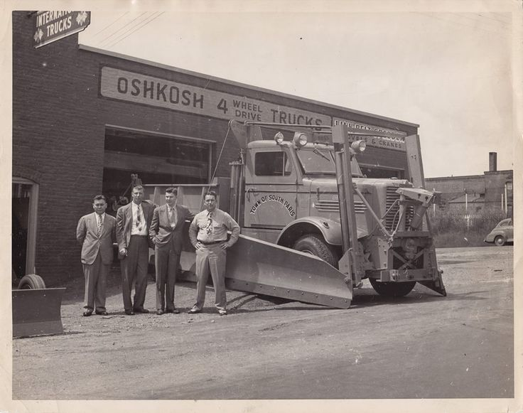 Toys For Trucks Appleton : Oshkosh snow plows autos post