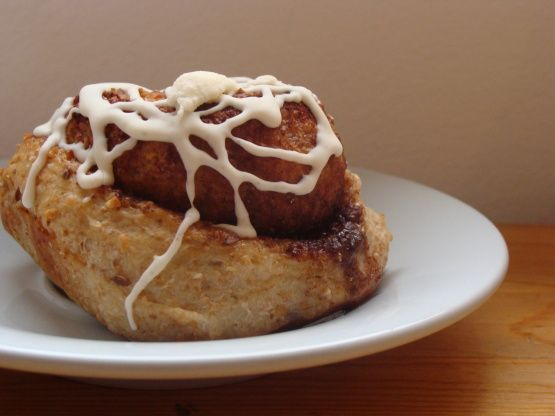 Glazed Cinnamon Rolls - Bread Machine Recipe - Food.com