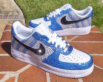 hot sale online f69fd ea480 Camouflage Custom Nike Air Force 1   Etsy Air Force One Shoes, Nike Air  Force