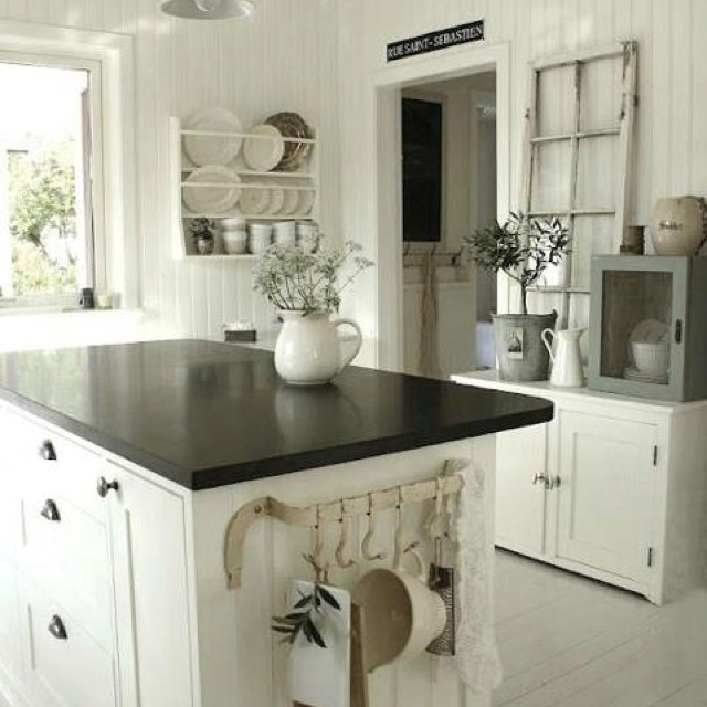 Cool Country Kitchens On Pinterest Stove Kitchen Colors And