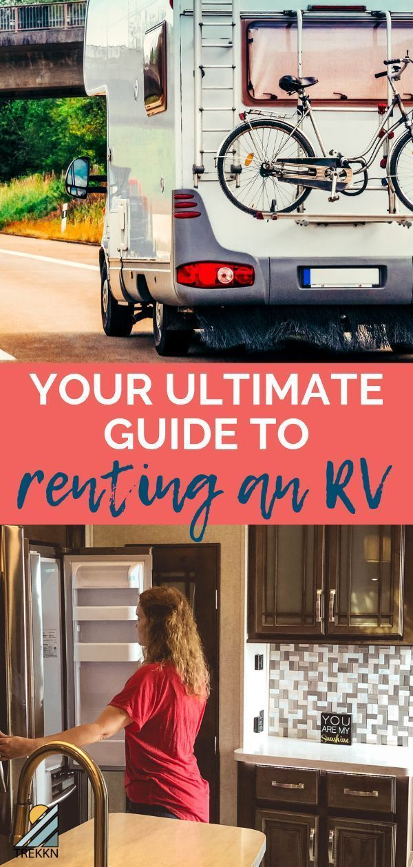 Your Ultimate Guide To Renting An Rv Trekkn For The Love Of Rving In 2020 Rent Rv Camper Rental Rent Camper