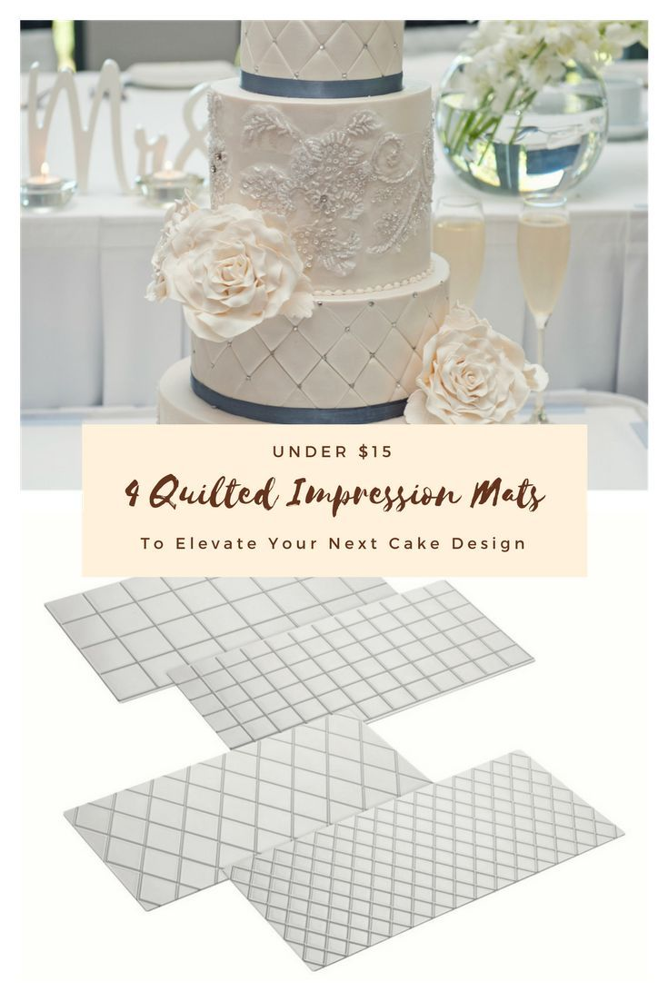 fondant impression mats how to use