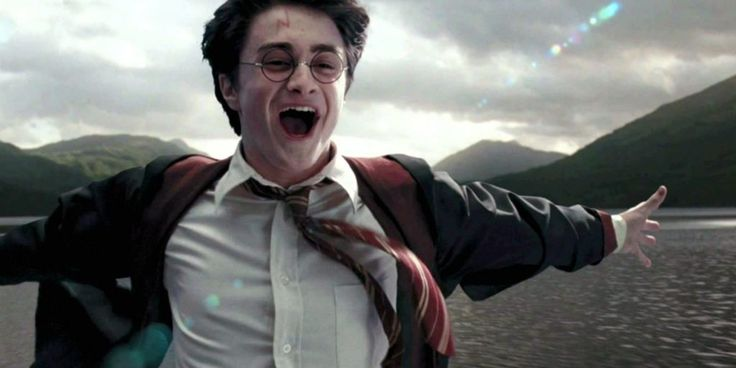 harry potter movie deal