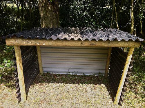Goat shelter - photo#50