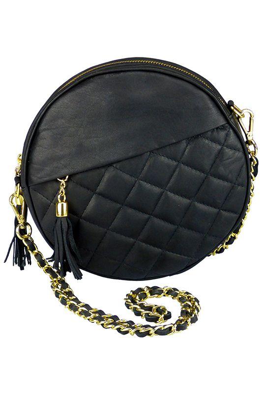 Купить Сумка Giulia GIOIA_TRAP_BK BLACK со скидкой в интернет-магазине kupivip.ru - распродажа