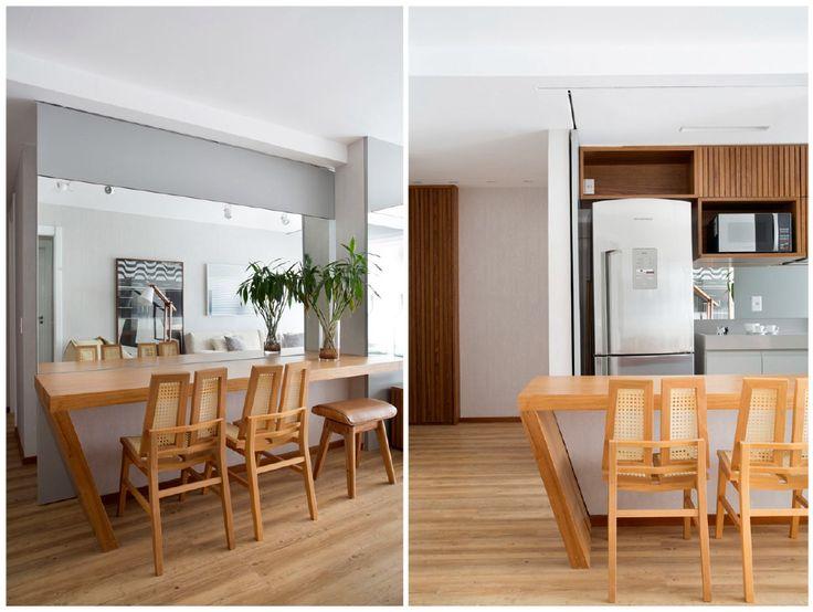 Um apartamento cheio de charme! Apartamento de 75m2 no Rio de Janeiro com ideias lindas
