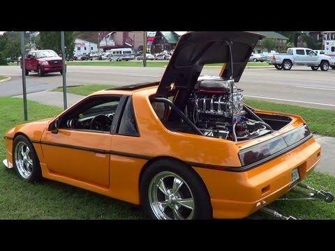 1984 Pontiac Fiero Supercharged V-8 | PowerNation