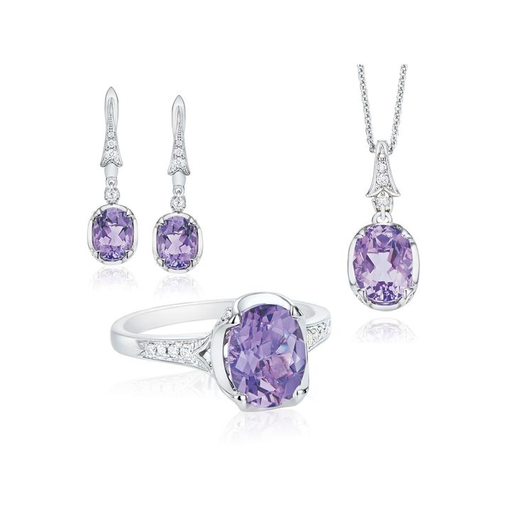 Pretty in PURPLE! Find out more about amethyst (aka the birthstone for February!) on the Mazzucchelli's blog ... #mazzucchellis #jeweller #jewellery #mazzucchellisjeweller #amethyst #amethystring #amethystpendant #amethystring #birthstone #birthstonejewellery #february #februarybirthstone #diamond #diamonds #diamondjewellery #diamondpendant #diamondearrings #diamondring