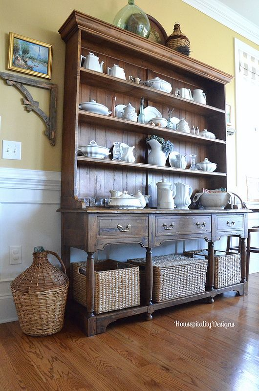 Best 25 Dining Room Hutch Ideas On Pinterest Painted