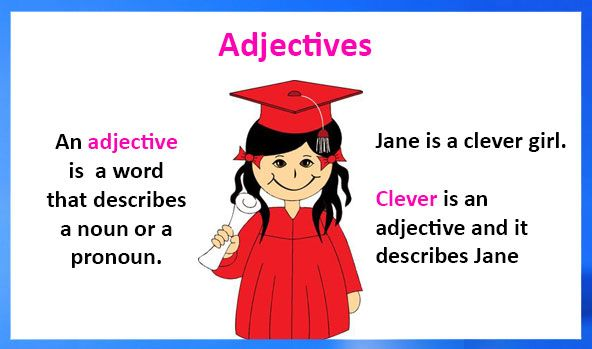 20 Contoh soal Adjective Beserta Jawaban Dalam Bahasa Inggris - http://www.kuliahbahasainggris.com/20-contoh-soal-adjective-beserta-jawaban-dalam-bahasa-inggris/